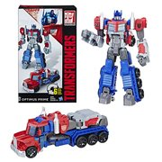Transformers Generations Cyber Commander Series Optimus Prime Figure