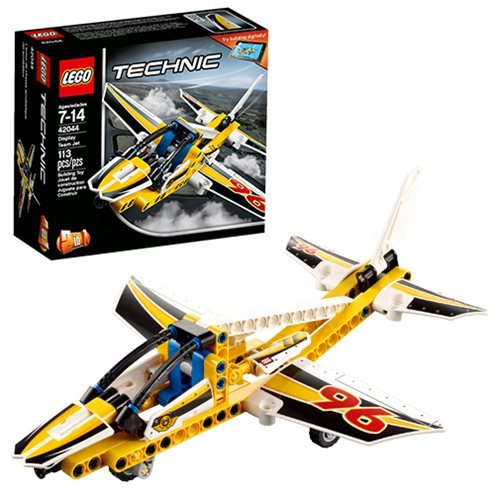 LEGO Technic 42044 Display Team Jet