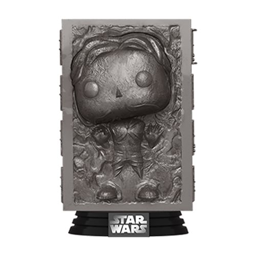 Star Wars Han in Carbonite Pop! Vinyl Figure