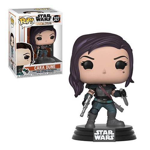 Star Wars: The Mandalorian Cara Dune Pop! Vinyl Figure