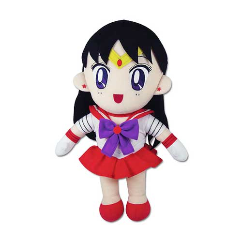 Sailor Moon Sailor Mars 17-Inch Jumbo Plush