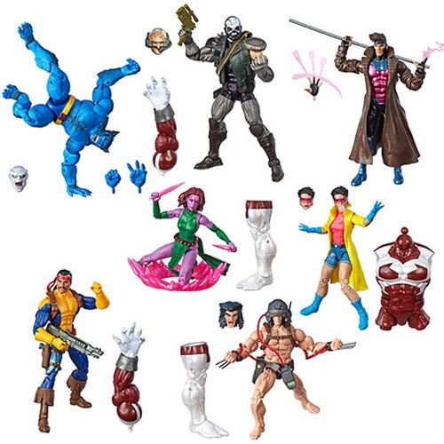 X-Men Marvel Legends 6-Inch Action Figures Wave 4