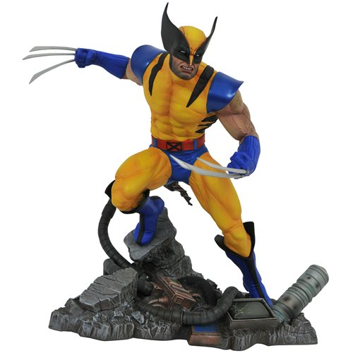 Marvel Gallery Vs. Wolverine Statue