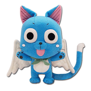 Fairy Tail Happy 8-Inch Plush