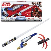Star Wars: The Last Jedi Force Path of the Force Electronic Lightsaber