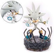 Sonic the Hedgehog Silver Statue