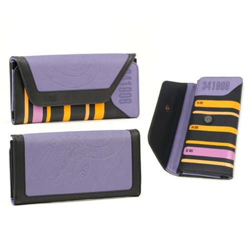 Star Trek: The Next Generation LCARS Ladies Wallet