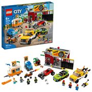 LEGO 60258 City Tuning Workshop