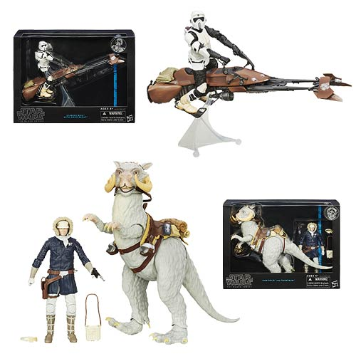 Star Wars Black Series 6-Inch Deluxe Action Figures Wave 2