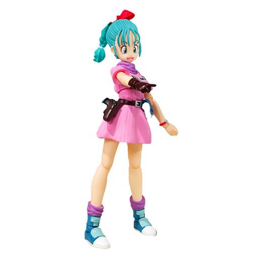 Dragon Ball Bulma Adventure Begins S.H.Figuarts Action Figure