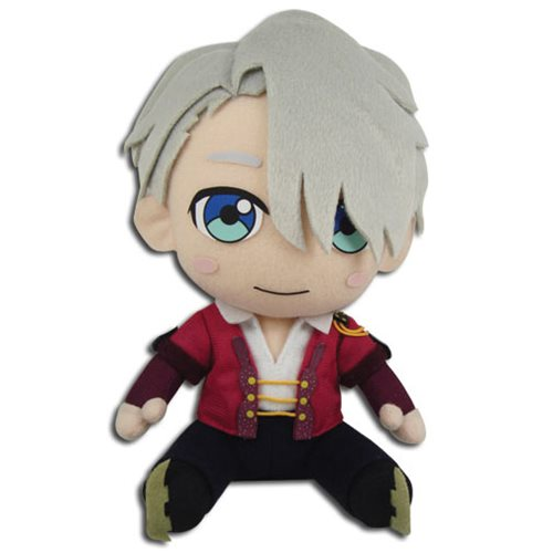 Yuri on Ice Victor Dancing Clothes 7-Inch Plush