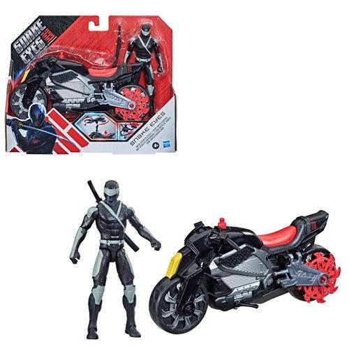 G.I. Joe Snake Eyes Movie Core Ninja Snake Eyes Vehicle