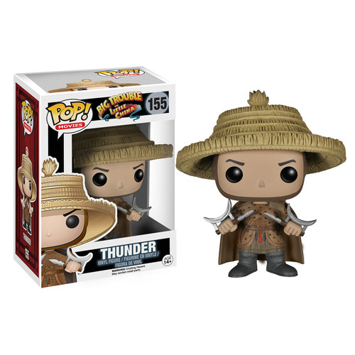 Big Trouble in Little China Thunder Pop! Vinyl Figure