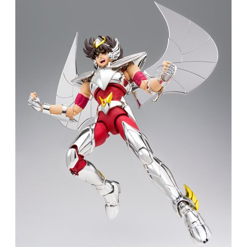 Saint Seiya Pegasus Seiya Final Bronze Cloth Saint Cloth Myth Ex Action Figure