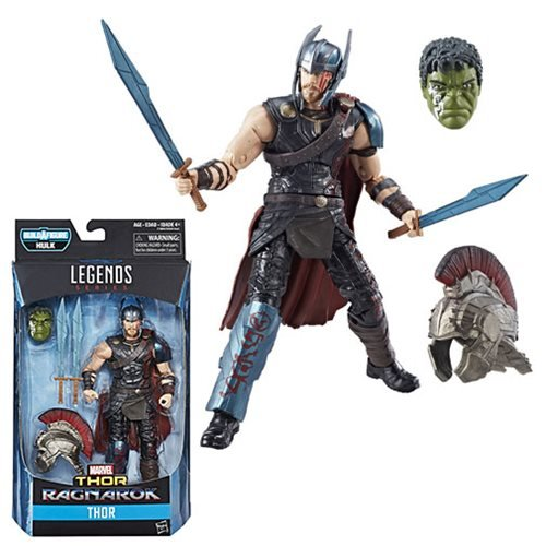 Thor Marvel Legends Series 6-inch Thor Action Figure