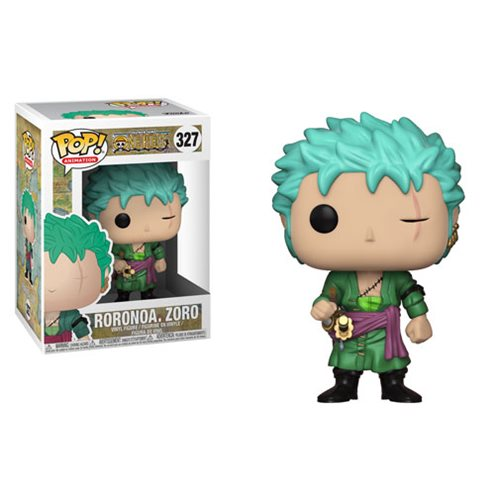 One Piece Roronoa Zoro Pop! Vinyl Figure #327