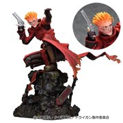 Trigun: Badlands Rumble Vash the Stampede Attack Version Polystone Statue