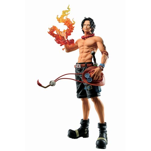 One Piece Ace Treasure Cruise Ichiban Statue