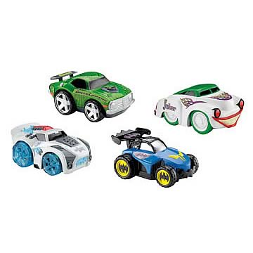 DC Comics Shake N Go Vehicles Case