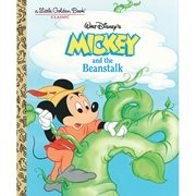Disney Classic Mickey and the Beanstalk Little Golden Book