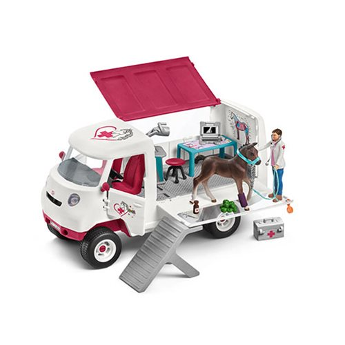 Horse Club Mobile Vet Playset