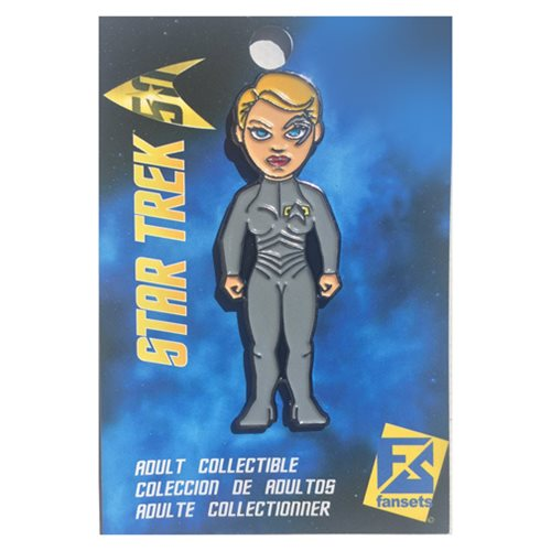 Star Trek Seven of Nine Pin