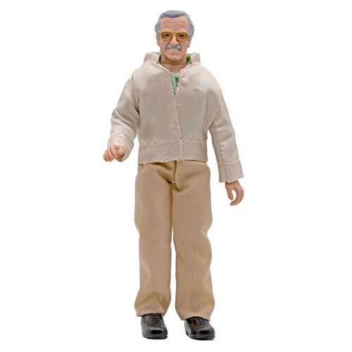 Stan Lee Mego 8-Inch Action Figure