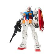 Mobile Suit Gundam RX-78-02 Gundam GFFMC Action Figure, Not Mint