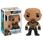 Fast and Furious Luke Hobbs Pop! Vinyl Figure, Not Mint
