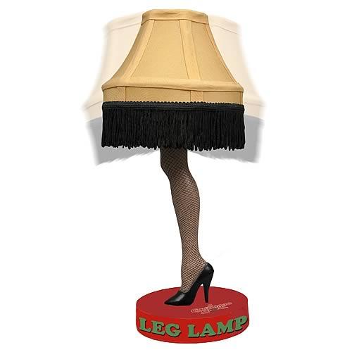 Christmas Story Leg Lamp Head Knocker