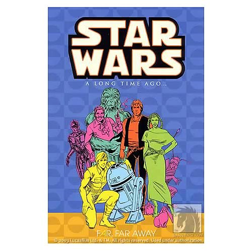 Classic Star Wars: A Long Time Ago Vol. 7 Graphic Novel