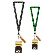 Bob's Burgers Glow-in-the-Dark Tina Lanyard