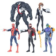 Spider-Man Quick Shot 6-inch Action Figures Wave 2 Case