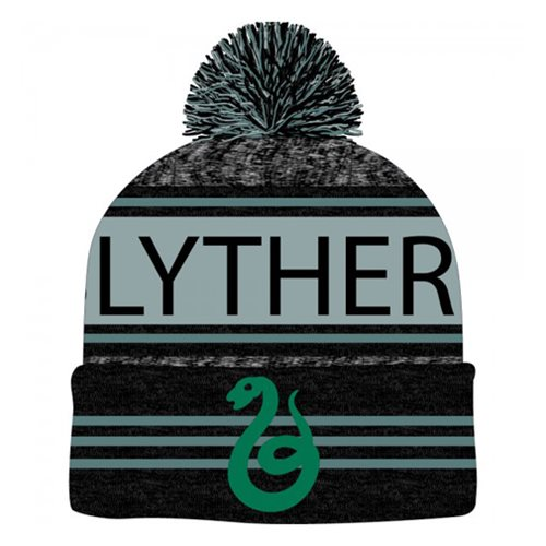 Harry Potter Slytherin Pom Beanie