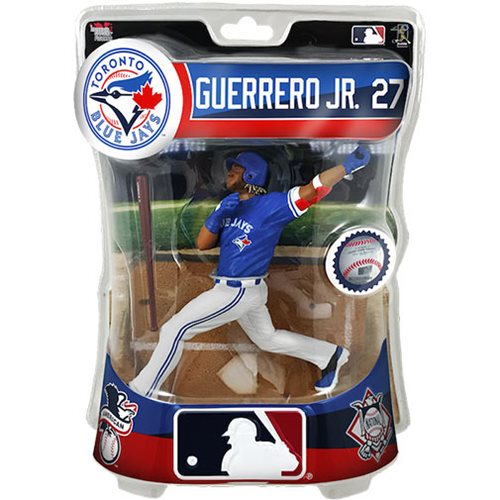 MLB Toronto Blue Jays Vladimir Guerrero Jr. 6-Inch Action Figure
