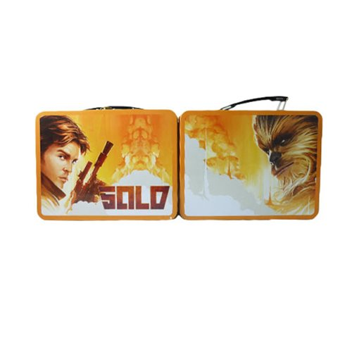 Star Wars Solo Tin Tote