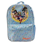 Sailor Moon Sailor Soldiers Sailor Icons Backpack