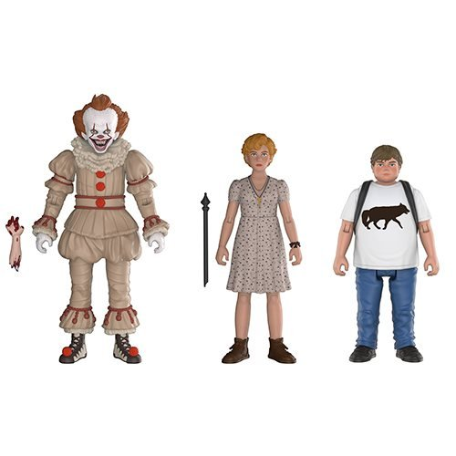 It Action Figure 3-Pack Set #2