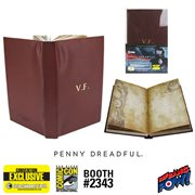 Penny Dreadful Frankenstein Sketchbook Deluxe Journal - Convention Exclusive