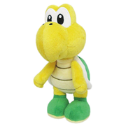 Super Mario All-Stars Koopa Troopa 8-Inch Plush
