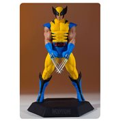 Wolverine 92 Modern Yellow Costume Collector's Gallery Statue