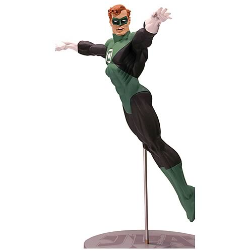 Green Lantern Cover to Cover Statue