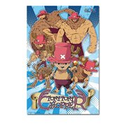 One Piece Chopper Point Forms 1000-Piece Puzzle