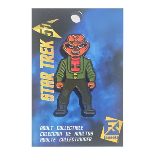 Star Trek Quark Pin