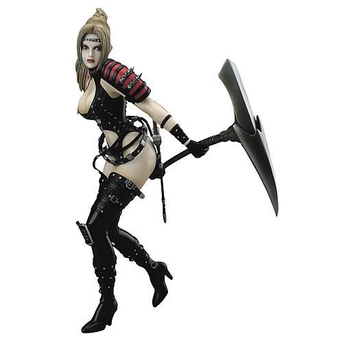 Ninja Gaiden Rachel Pvc Statue Entertainment Earth