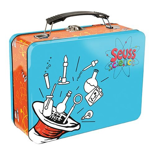 Dr. Seuss Science Large Tin Tote