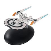 Star Trek Online Gagarin Class Federation Ship with Collector Magazine