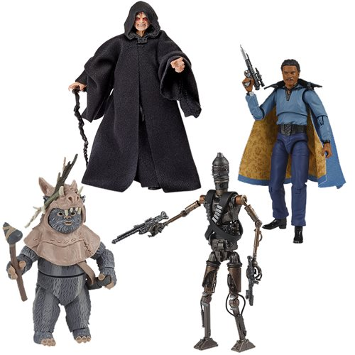 Star Wars The Vintage Collection 2020 Action Figures Wave 8