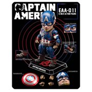 Avengers: Age of Ultron Captain America Egg Attack Action Figure