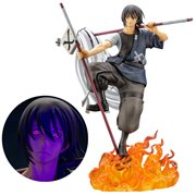 Fire Force Shinmon Benimaru ARTFX J Statue